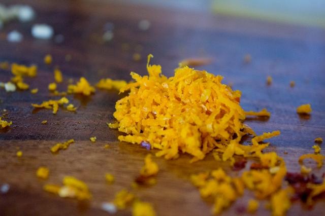 Vegetarian Spicy Orange Soy Sauce with Tofu & Udon via applestoziti.com