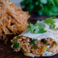 Slow-Cooker Mexican Shredded Chicken