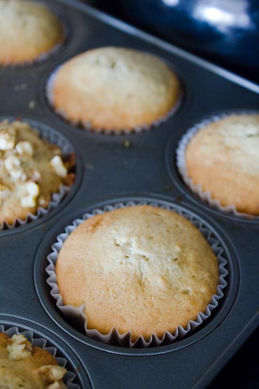 Vanilla Bean Banana-Walnut Muffins-28