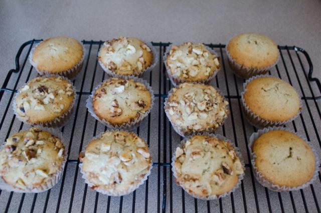 Vanilla Bean Banana-Walnut Muffins-29