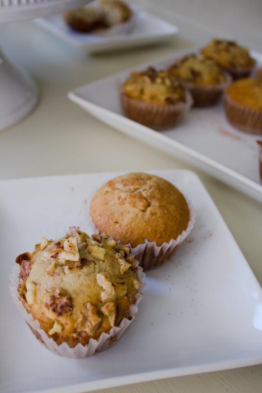 Vanilla Bean Banana-Walnut Muffins-33