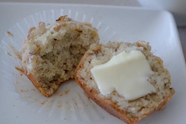 Vanilla Bean Banana-Walnut Muffins-41